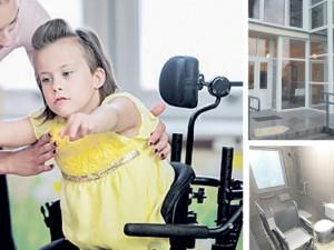 Apie galimybes sukurti patogią aplinką neįgaliems vaikams