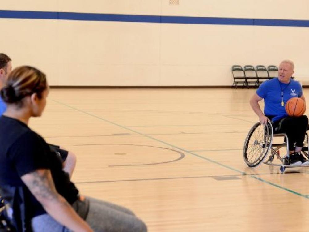 Sportininkų su negalia treneriams suteiktos naujos garantijos