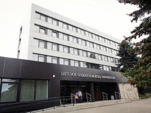 LSMU skelbia laisvas studijų vietas