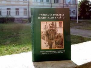 Medicinos fakultetas pristato knygą, skirtą prof. G.Česniui atminti