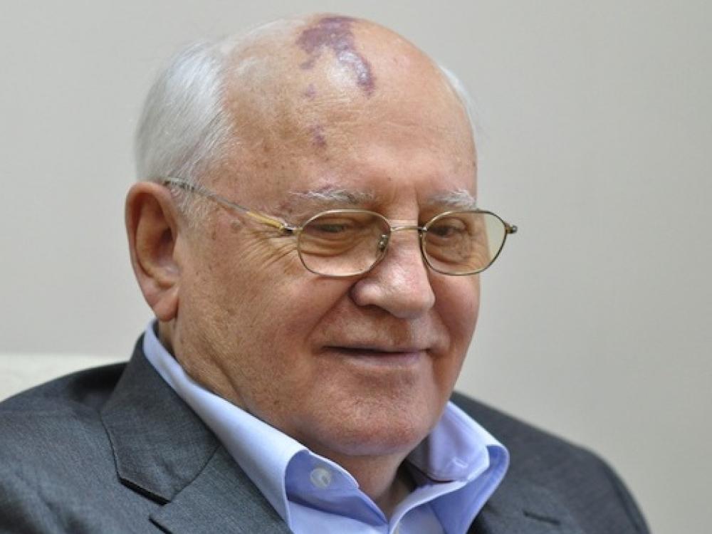 ... raktas pas Gorbačiovą