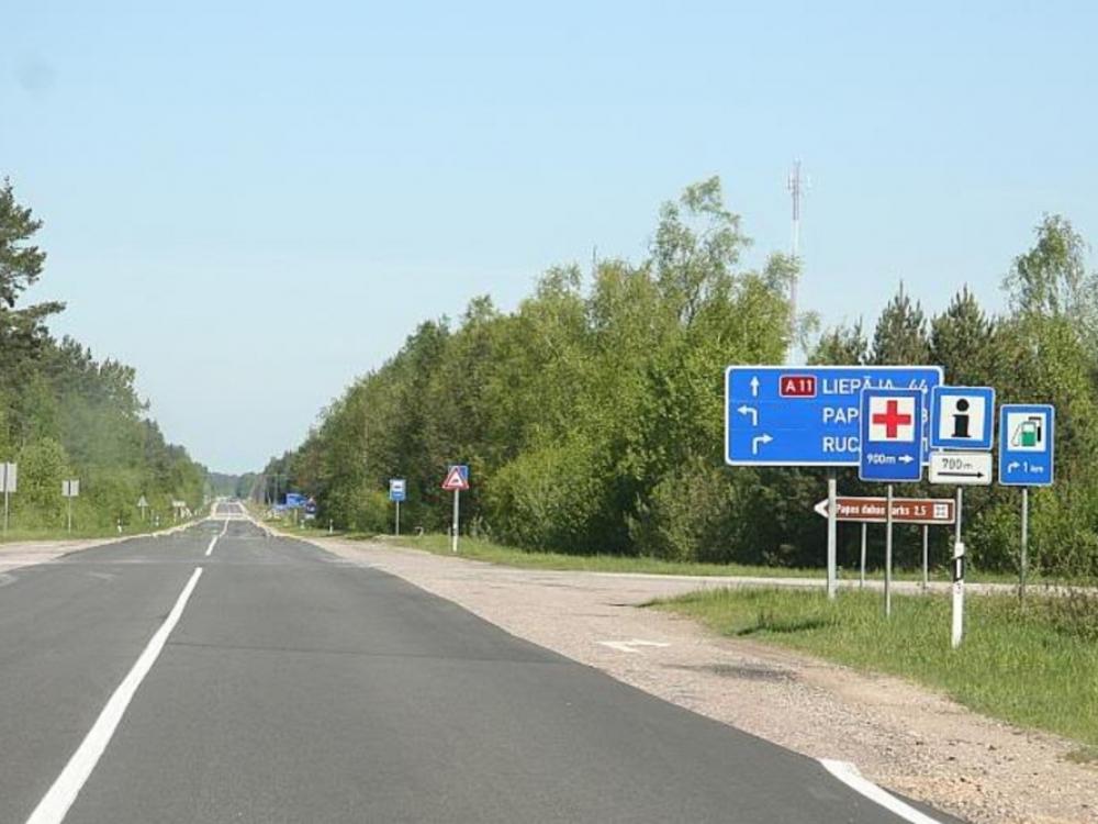 Lietuva ir Latvija tariasi dėl greitosios pagalbos paslaugų pasienyje