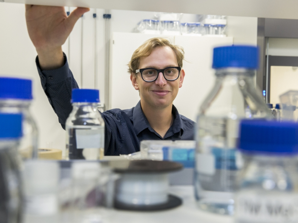 Biochemikas: nuo užsienio laboratorijų bene labiausiai skiriamės biurokratizmo pertekliumi