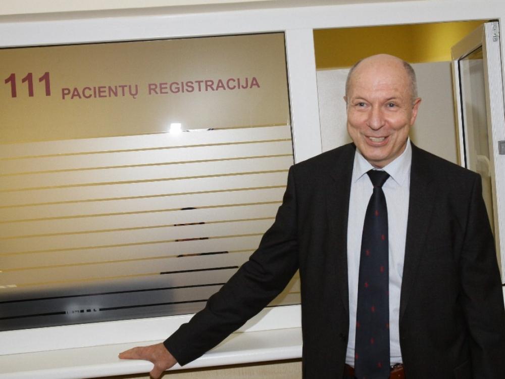 Vilniaus universiteto mokslininkui bus įteiktas prestižinis apdovanojimas