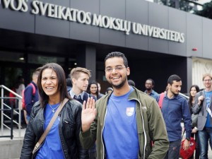 Lietuvą medicinos studijoms renkasi vis daugiau užsieniečių