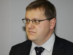 Registrų centrą paliko e. sveikatą kuravęs Arvydas Bagdonavičius