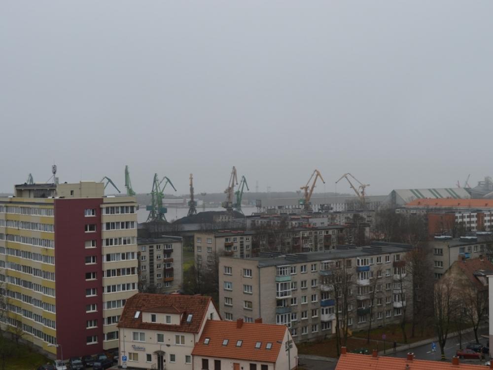 Dėl taršos problemų Klaipėdoje – pasitarimas Vyriausybėje