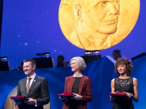 V.Šikšniui Norvegijoje įteikta elitinė Kavli premija