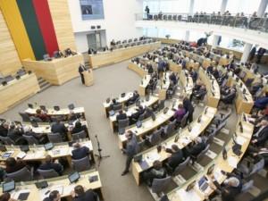 Seimas pritarė prezidentės veto dėl gydymo įstaigų tinklo pertvarkos