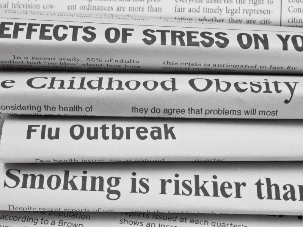 Nematoma žiniasklaidos misija – sveikatos politikos formavimas
