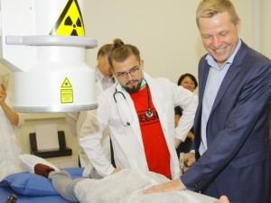 Jubiliejų švenčianti Vilniaus miesto klinikinė ligoninė džiaugiasi pasiekimais