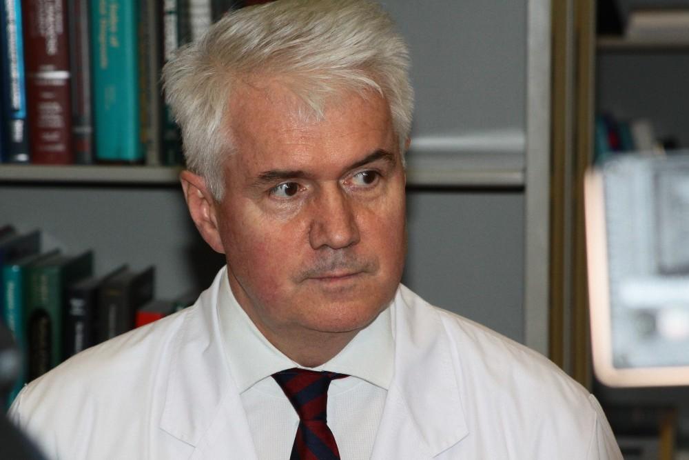 RVUL vadovo kėdės neteksiantis A.Pamerneckas laimėjo konkursą vadovauti ligoninės skyriui