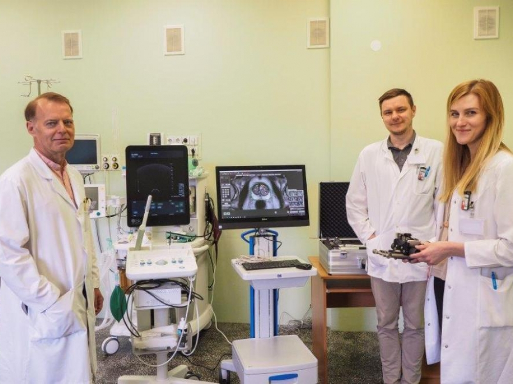 Kova su prostatos vėžiu: didelį žingsnį žada genetinė diagnostika