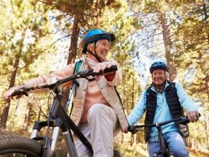 Vyresniame amžiuje – bent 20 minučių judesio kasdien