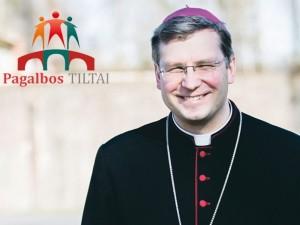Vyskupas Kęstutis Kėvalas: žmogus sveiksta tik bendruomenėje