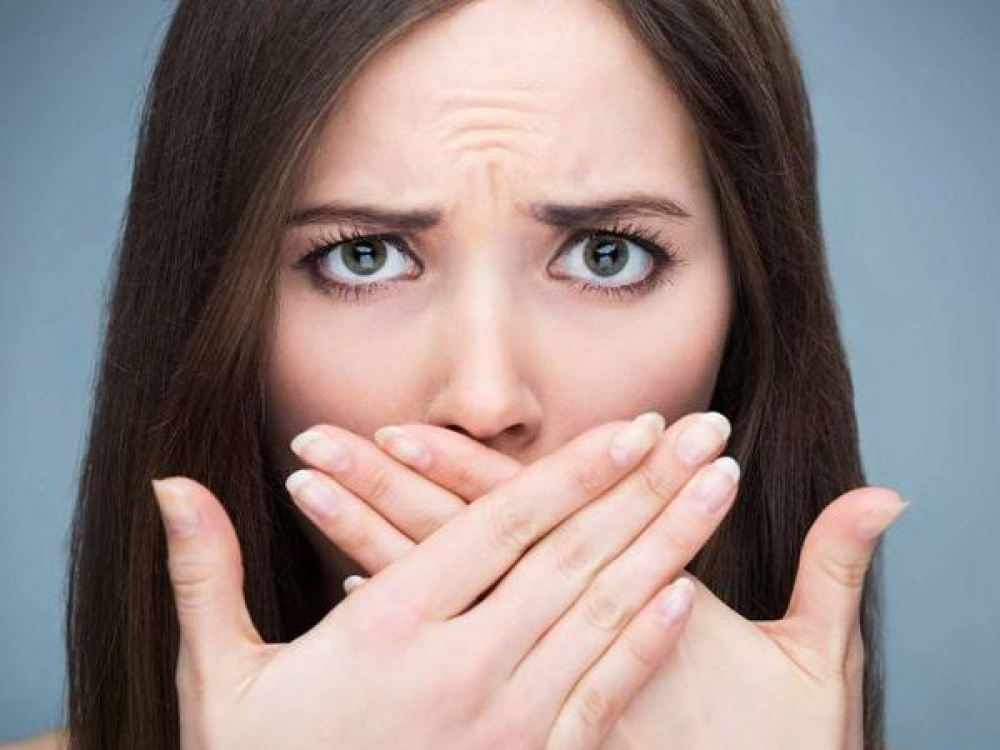 Kaip atsikratyti blogo burnos kvapo?