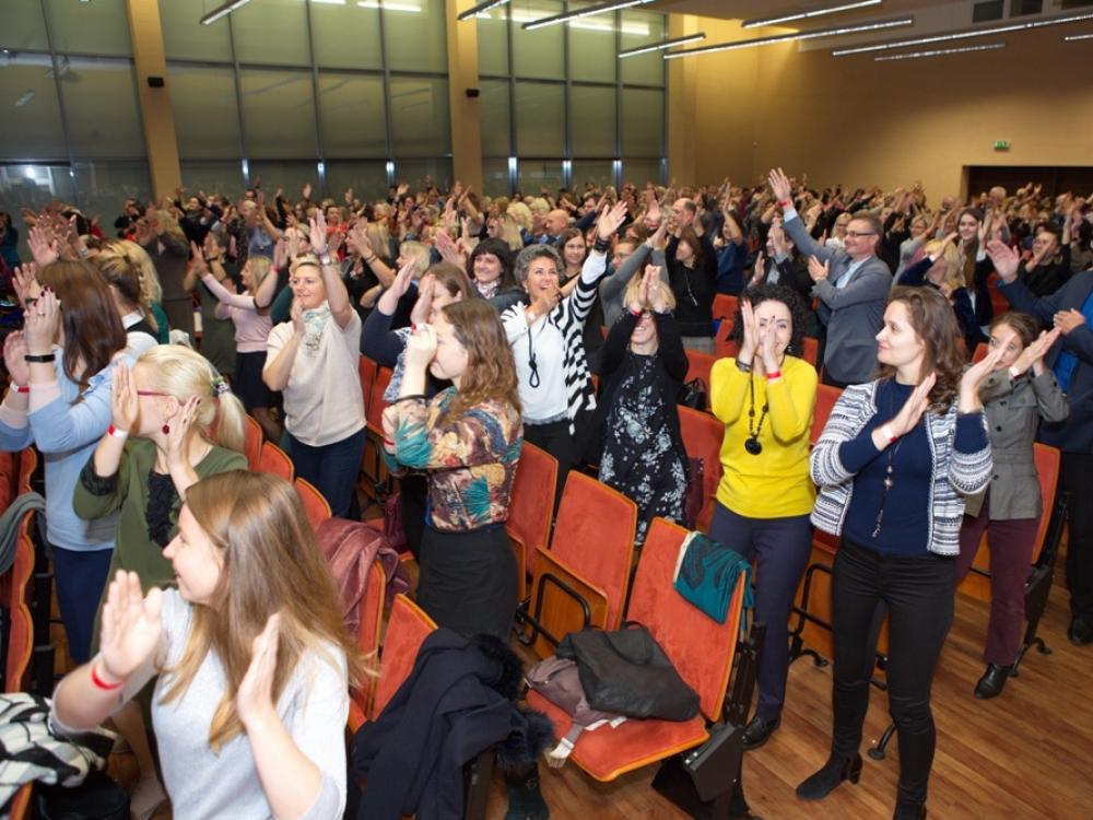 """Konferencija """"Šimtmečio Lietuva – šimtmečio visuomenės sveikata"""""""