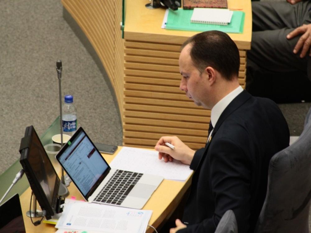 A.Veryga tikisi, kad Seimas priims pataisas dėl gydymo įstaigų pertvarkos