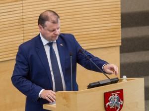 Rekordiškai išaugęs PSDF biudžetas