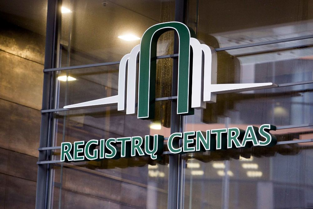 Registrų centras pasirengęs atverti daugiau duomenų