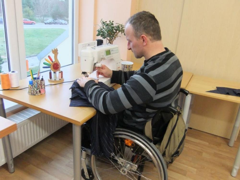 Profesinės reabilitacijos sistemai būtinos permainos