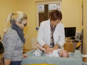 Marijampolės ligoninė saugo ir stiprina pediatriją
