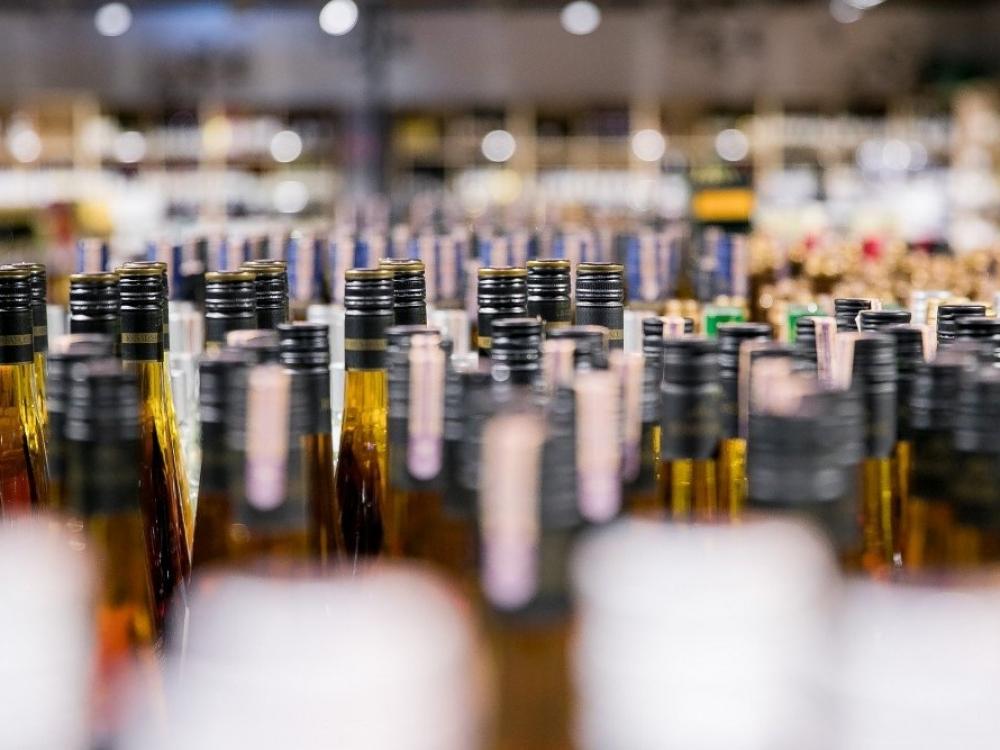 Seimas uždraudė sporto renginiuose stiprų alkoholį