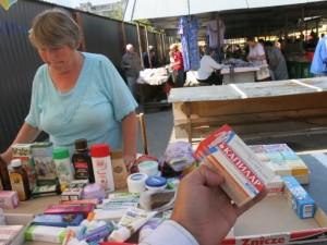 Nelegalių vaistų pardavėjų baudos negąsdina