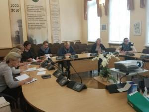 """Savižudybių prevencijos mokymai Rietavo rajono savivaldybėje: """"vartininku"""" gali tapti kiekvienas"""