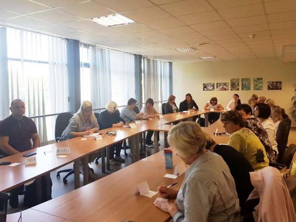 Savižudybių prevencijos pamokos Varėnos rajono savivaldybėje