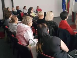 """Savižudybių prevencijos mokymai Ignalinos rajono savivaldybėje: """"Pagalbą galėsime suteikti daug drąsiau"""""""