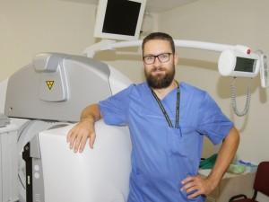 """Radiologas Donatas Jocius: """"Dirbtinis intelektas darbo neatims"""""""