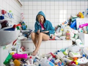Šiukšlės – prieš vartotojišką kultūrą