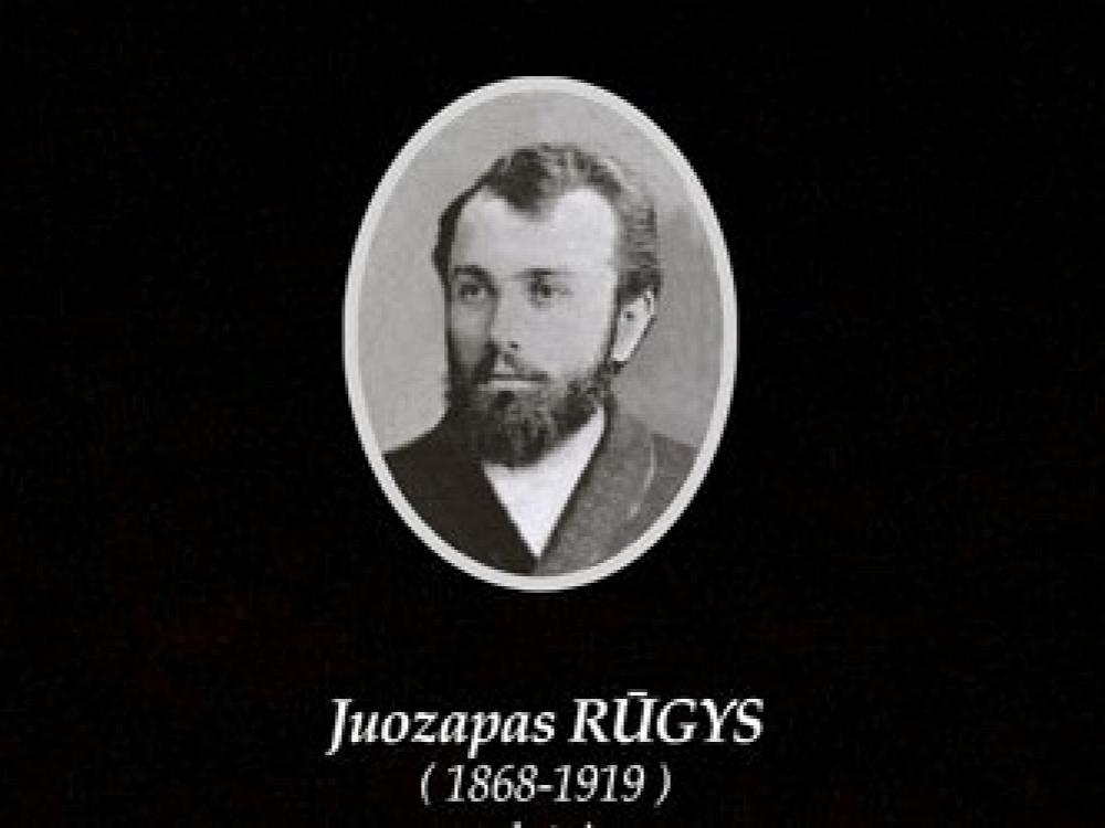 Atminties žvakelė istoriją kūrusiam daktarui - Juozapui Rugiui