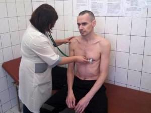 """Olegas Sencovas: """"Kovosiu iki galo"""""""