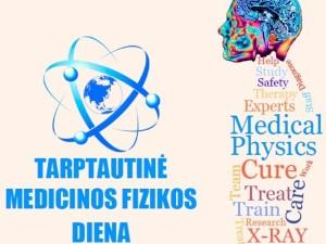 Medicinos fizikai – pacientų gerovei