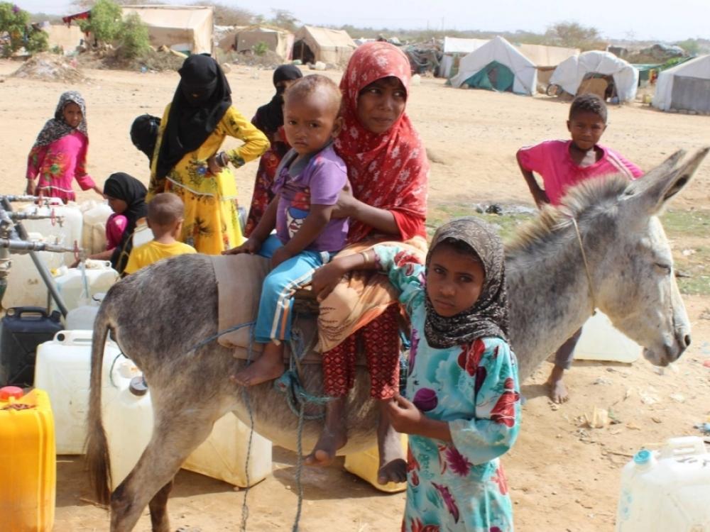 Jemenas: iš bado mirštanti tauta