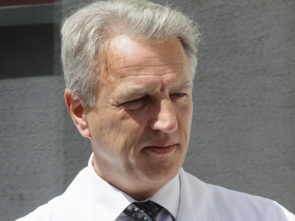 Buvęs Santaros klinikų vadovas prašo panaikinti VTEK sprendimą