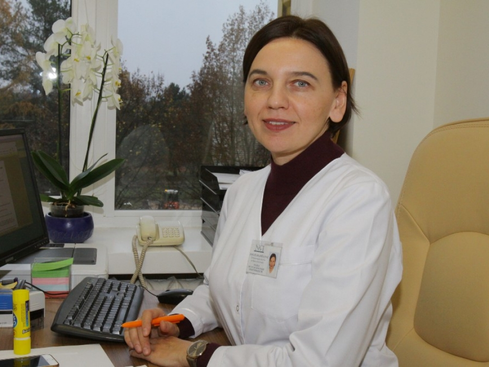 """""""Grįžusi į Lietuvą radau visiškai pasikeitusias pacientų organizacijas"""""""