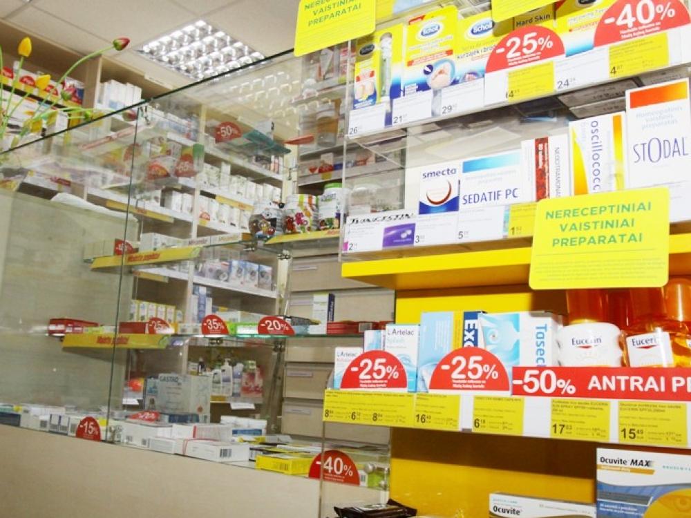 Gyventojų dėmesiui: šiuos vaistus ir priemones privalo turėti kiekviena vaistinė