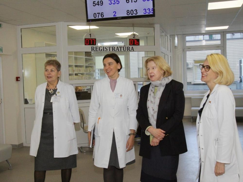 Baltijos šalių onkologai ir ginekologai vienija jėgas