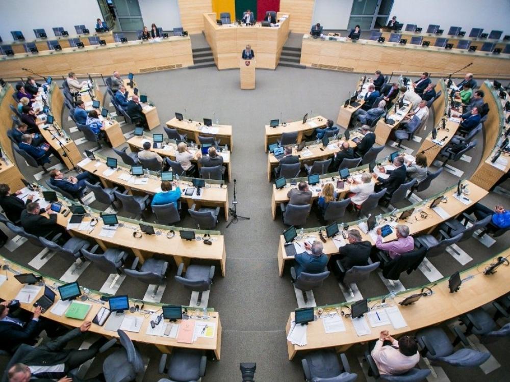 """Seimas – prieš """"bambalių"""" vijimą iš prekybos"""