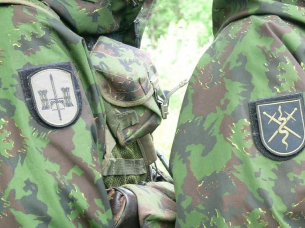 Jonavos rajone sutrikus šauktinių sveikatai tikrinamos Vaidoto bataliono patalpos