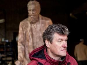 Sukūręs paminklą J.Basanavičiui, skulptorius įgijo ir mediko patirties