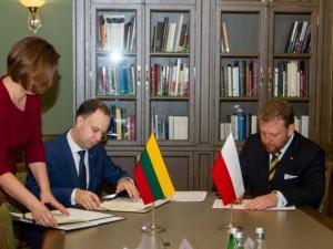 Lietuva ir Lenkija bendradarbiaus sveikatos priežiūros srityje