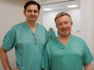 Kauno klinikose - pirmoji sfinkterio implantacija