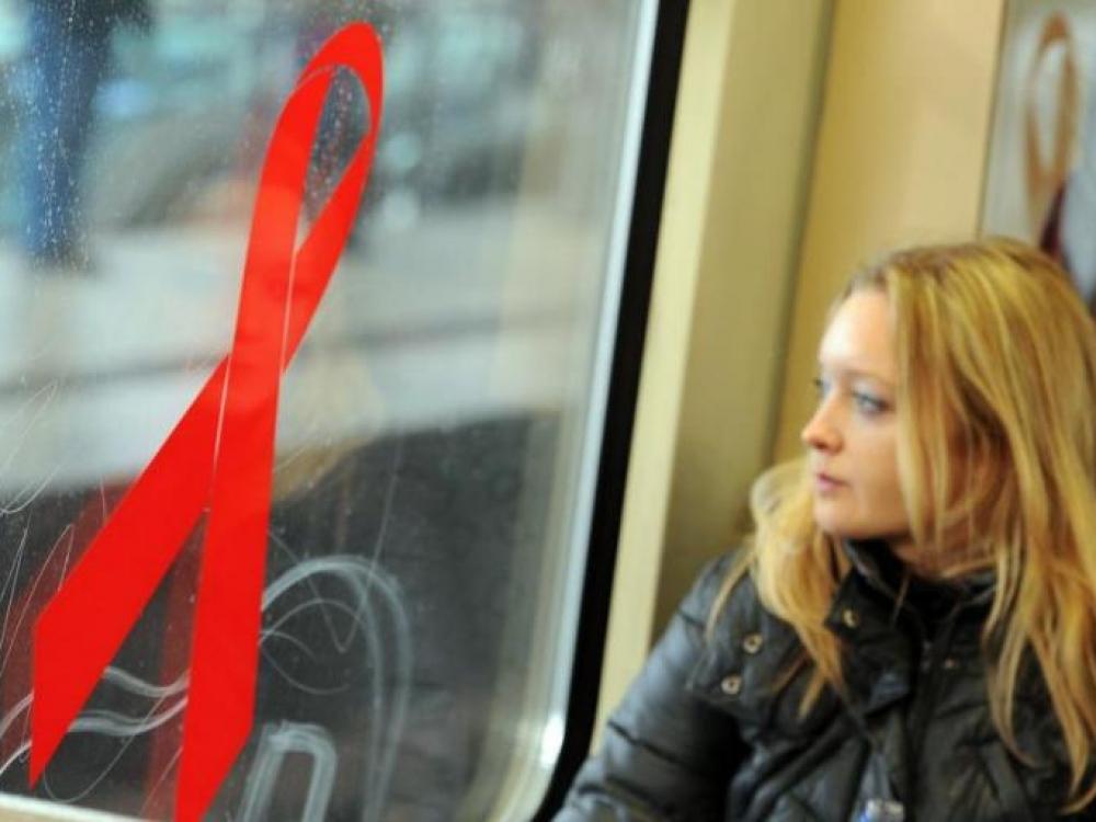 Stigma žmones atbaido nuo ŽIV testo