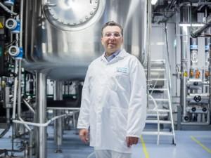 """""""Biotechpharmai"""" vadovauja Giedrius Žunda"""