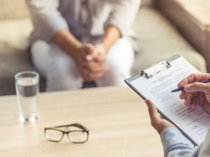 Kartais gelbsti ir vienas apsilankymas pas psichologą