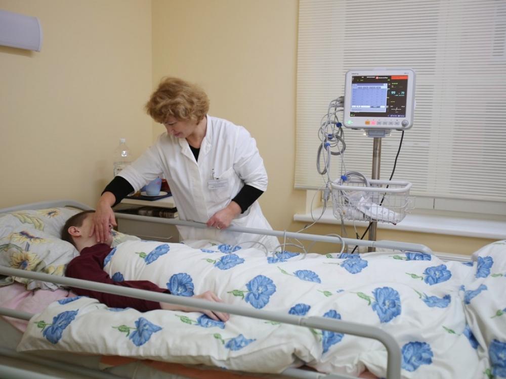 Klaipėdos medicininės slaugos ligoninė: aukščiausio lygio pagalba sunkiai sergantiems